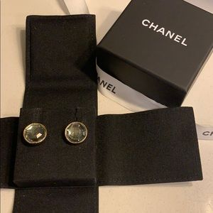 Chanel earrings bought off Tradesy site